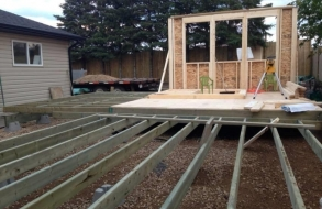 structure-for-deck